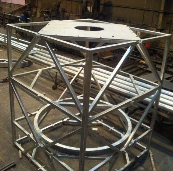 Specialist Steel Fabrication and Design - York - Flatford Ltd